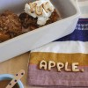 BAKED APPLE COBBLER RECIPE
