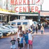 A GRILLED CHEESE FRIDAY AT PIKE PLACE MARKET