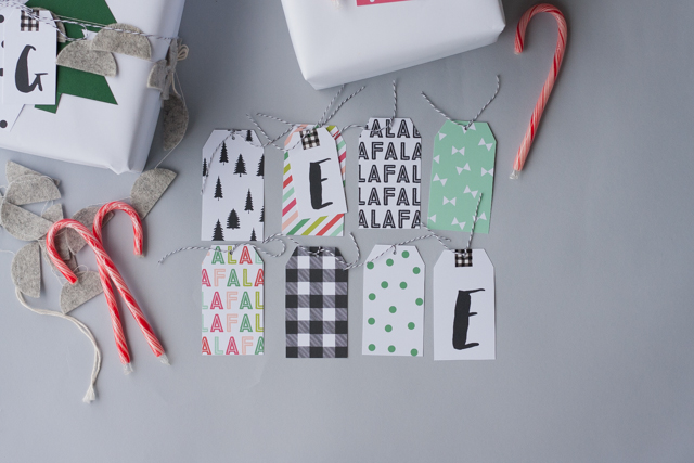 christmas wrap + tags-2-3