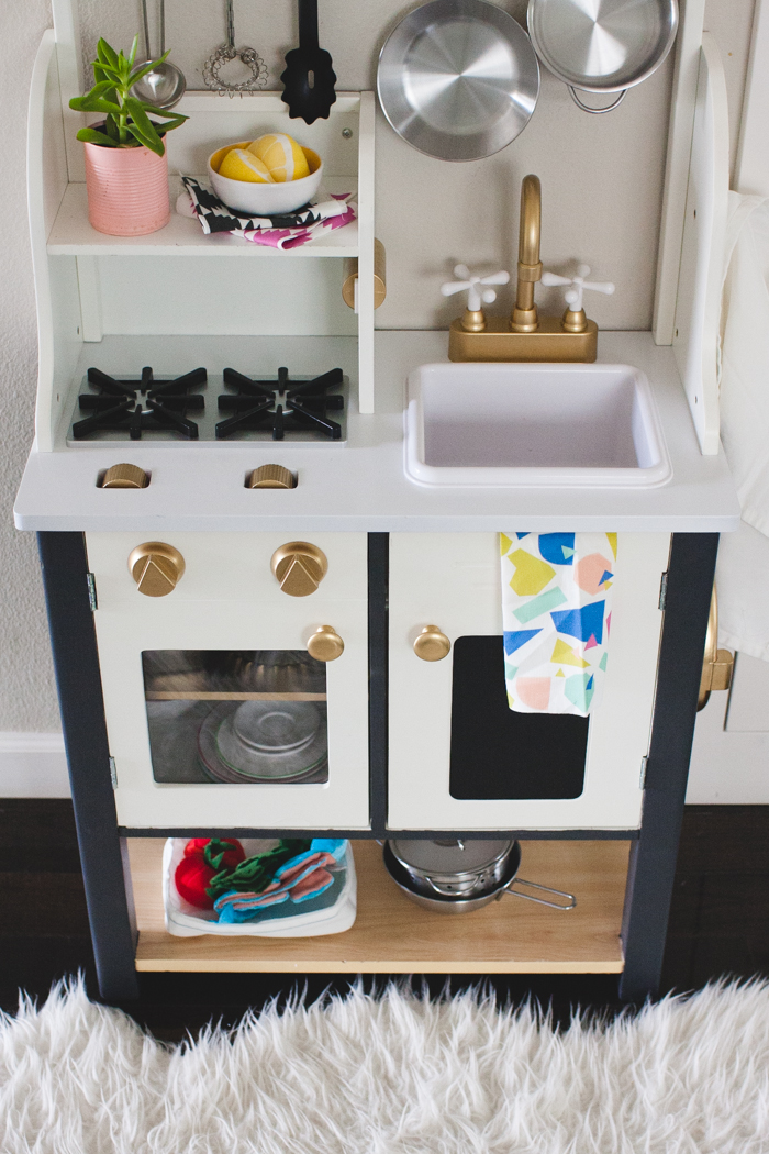 Diy play kitchen ideas 28 images diy play kitchen diy for Play kitchen designs