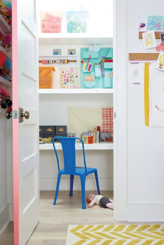 SHARED SPACES HOME OFFICE PLAYROOM IDEAS RAE ANN KELLY