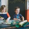 kids crafternoon - st. patrick's day felt