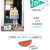 JUNE with kids (and a free printable calendar)