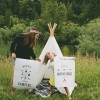 a teepee GIVEAWAY and little camper FREEBIES