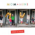 mom + mini (what we wore)