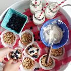 BREAKFAST CLUB: CHEWY GRANOLA CUPS