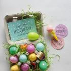 YOU'VE BEEN EGGED (EASTER FREEBIE)