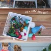 SENSORY PLAY WITH THE LAND OF NOD.