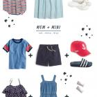 MOM + MIN: OUTFITS FOR THE 4TH OF JULY