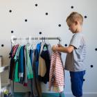 3 STEPS TO AN ORGANIZED KID CLOSET + PRINTABLES