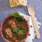 GIGI'S FAMOUS MEATBALL SOUP + WHAT WE ARE (HOPEFULLY) EATING THIS WEEK
