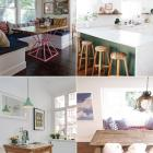 DINING ROOM PLANS + INSPIRATION
