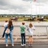 A LIST OF OUR FAVORITE FALL FAMILY MOVIES + PICS FROM THE HORSE TRACK