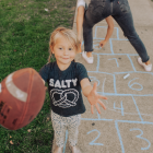 THOSE FRIDAY NIGHT LIGHTS + A FAMILY UPDATE