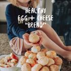 MINI BITES: GLUTEN FREE EGG + CHEESE BREAD