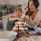 LITTLE BITES: S'MORES POPCORN RECIPE