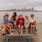 ALKI BEACH, PIZZA + THE LAST WEEKEND OF SUMMER