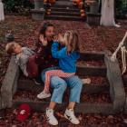 HALLOWEEN, CAPITOL HILL + PARENTING MOMENTS