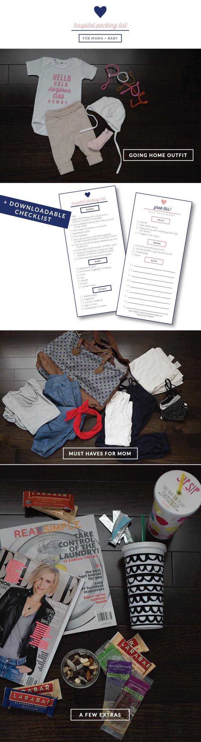hospital-bag-packing-list