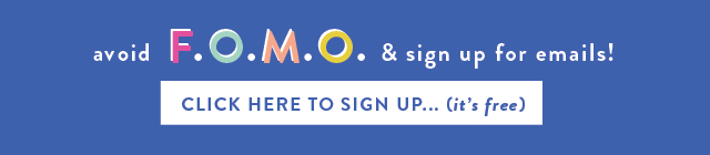 FOMO-email-sign-up