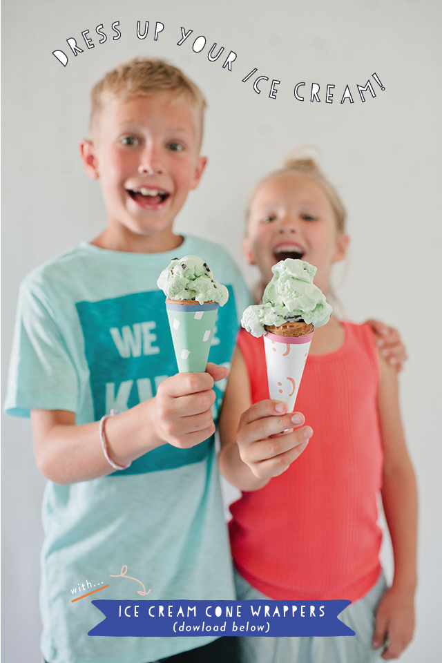 ice-cream-cone-wrappers