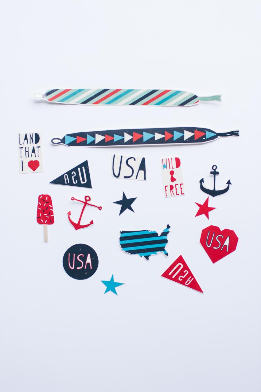4th of july printable tatoos-4613