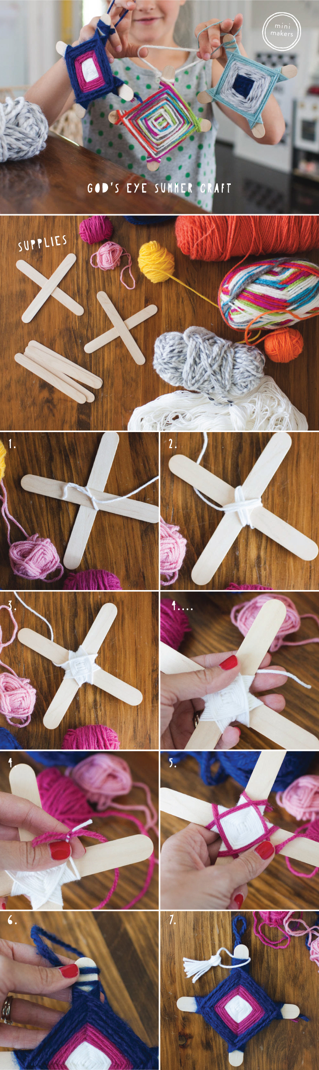 mini-makers-diy-god's-eye-yarn-craft