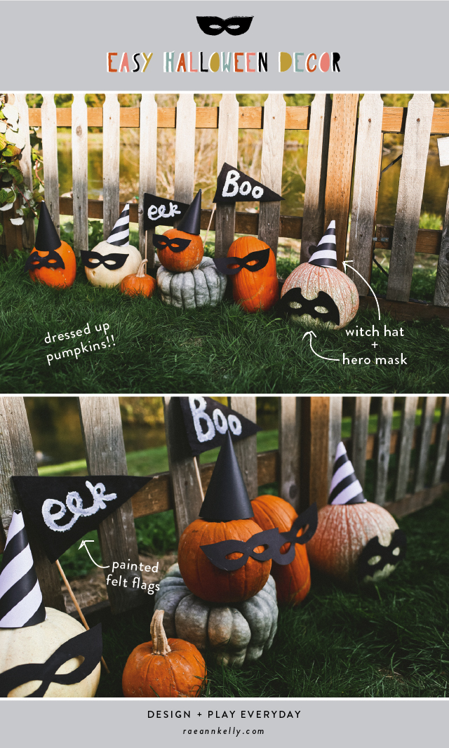 halloween-pumpkins-felt-flags