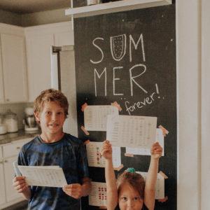 kids summer chore chart-9459